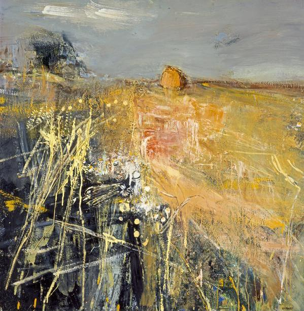 Joan Eardley Painting Art in View 94DR