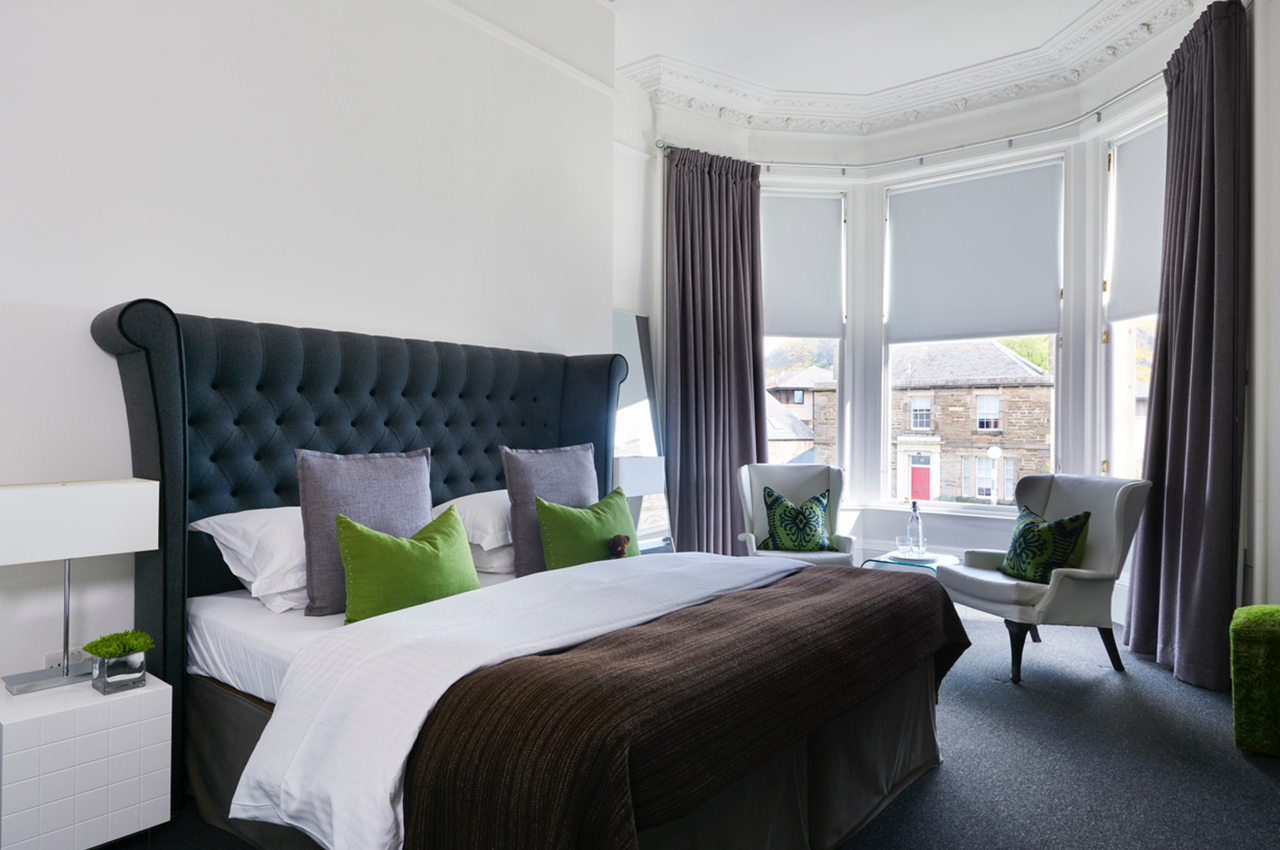 94DR Edinburgh Bowmore Bedroom