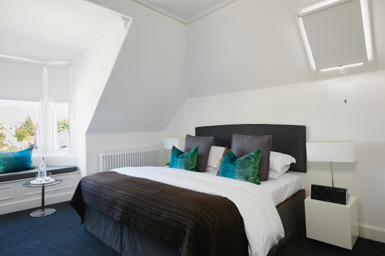 94DR Edinburgh Tamdhu Bedroom